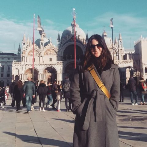 Maegan Vazquez loves traveling with her family