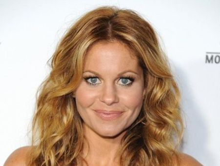 A Snippet of Candace Cameron Bure