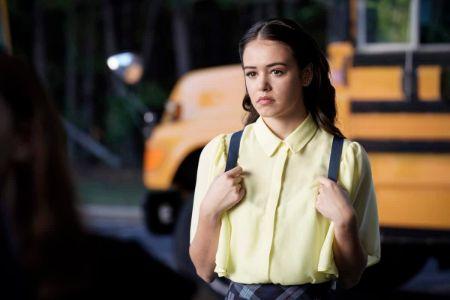 Kaylee Bryant as Josie In 'Legacies'