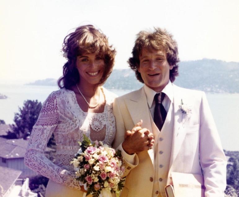Robin Williams Valerie Velardi