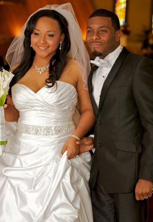 Asia and Kel's marriage