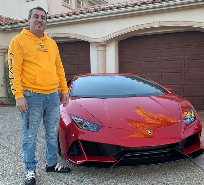 Papa Rug car