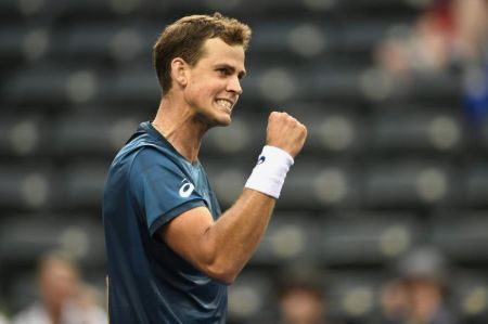 The Snippet of talented player Vasek Pospisil