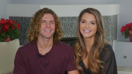 Angela Rummans With her Boyfriend Tyler Crispen