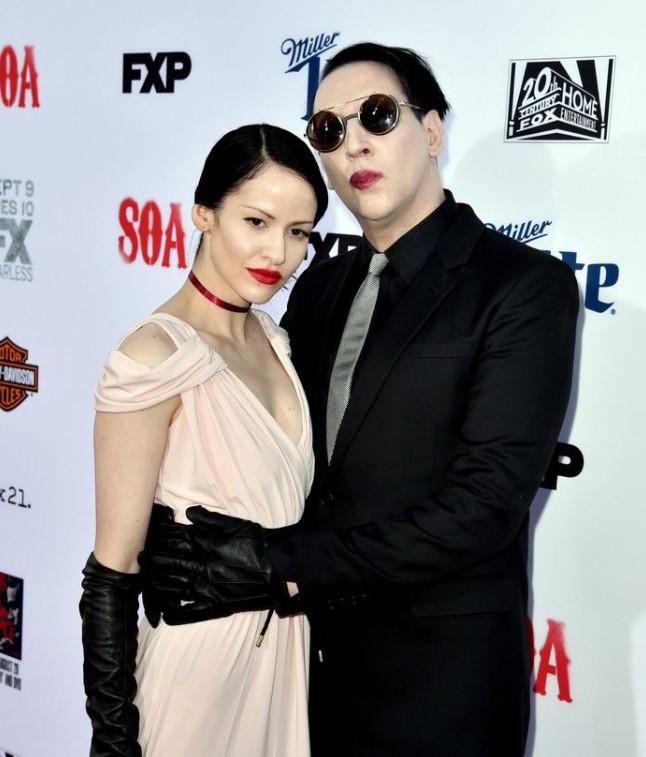 Marilyn Manson affair