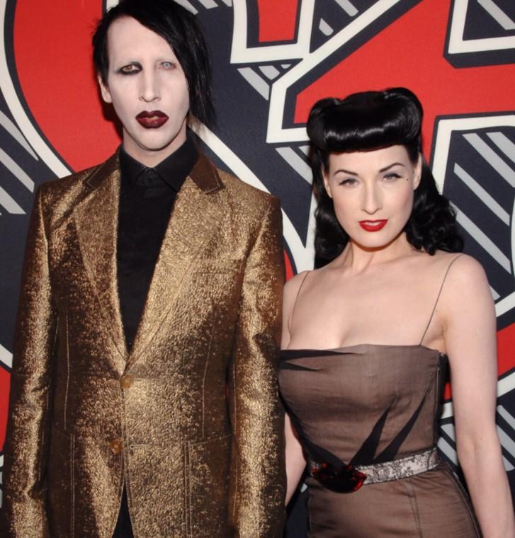 Marilyn Manson wife