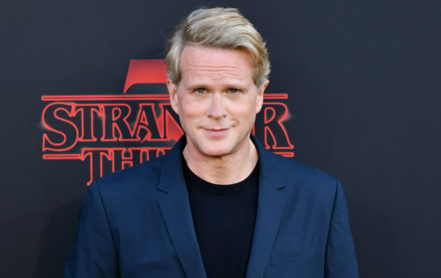 Cary Elwes, a famous actor