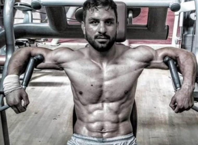 Navid Afkari wrestler