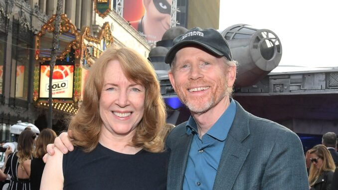 The Untold Truth Of Ron Howard's Wife