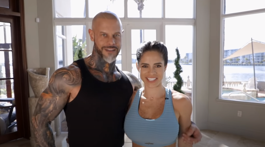 Michelle and Jimmy Lewin