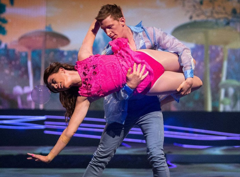 Andrea McLean Dancing On Ice