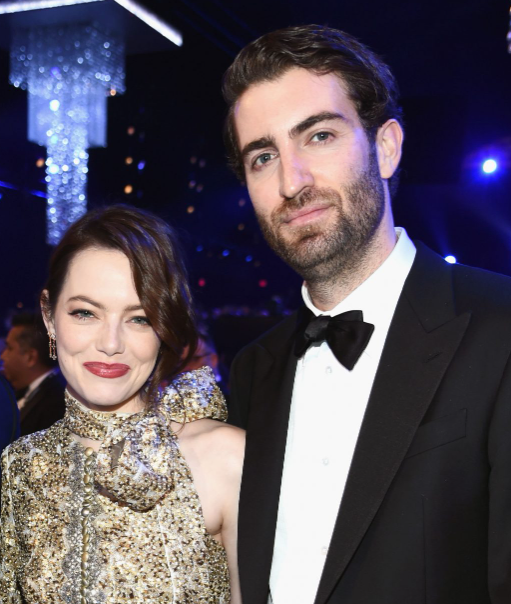 Dave McCary and Emma Stone Are Married