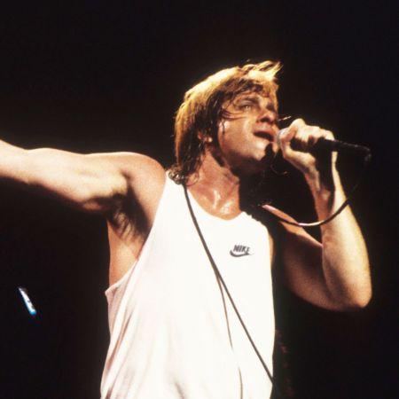 Eddie Money is a Legendary Rock Singer