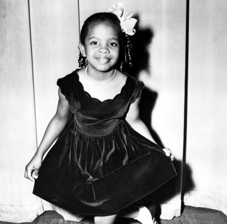 Gladys Knight young