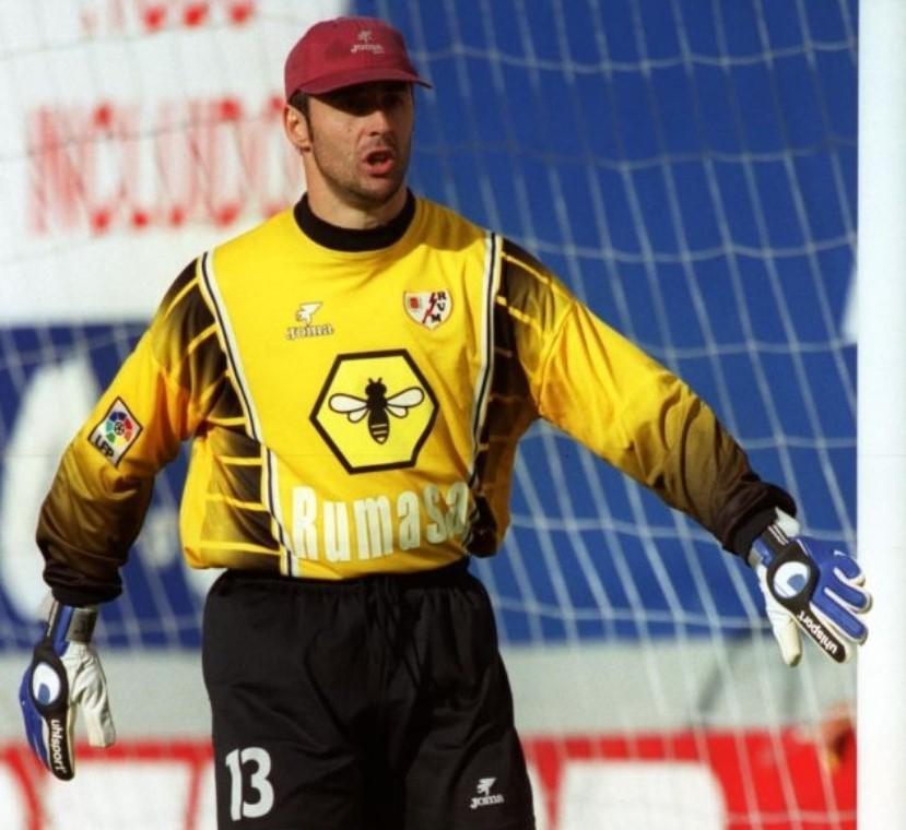 Julen Lopetegui goalkeeper