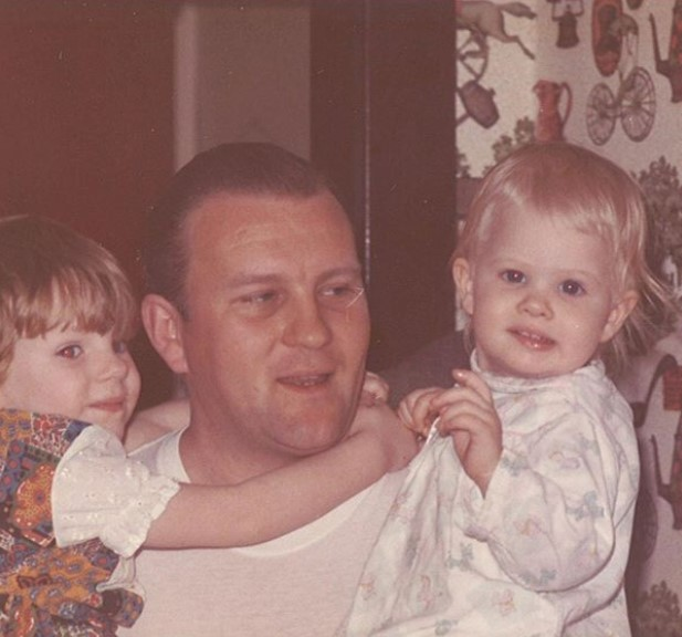 Monica Potter father