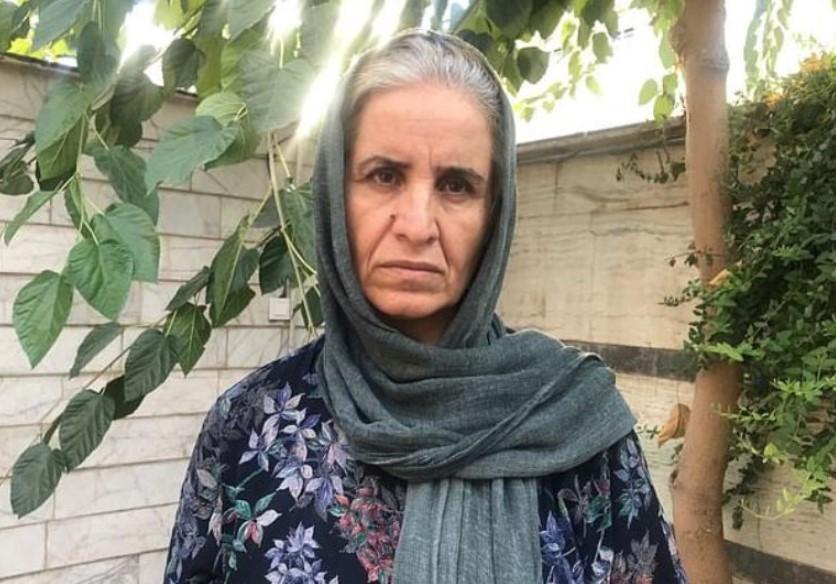 Navid Afkari mother