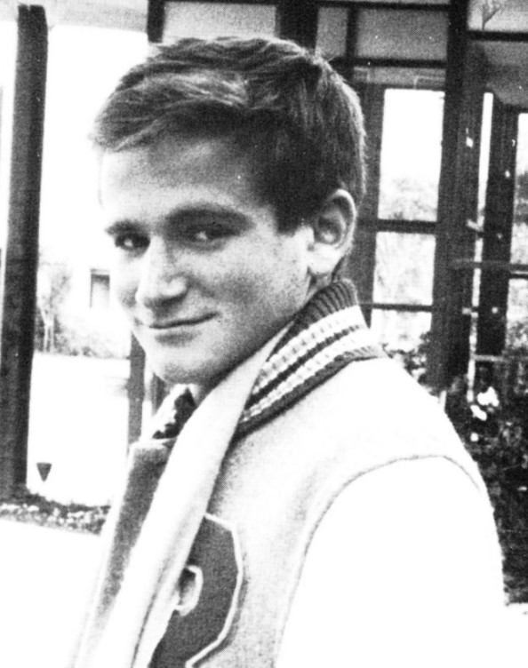 Robin Williams young