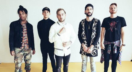 Issues Band along with Tyler Carter