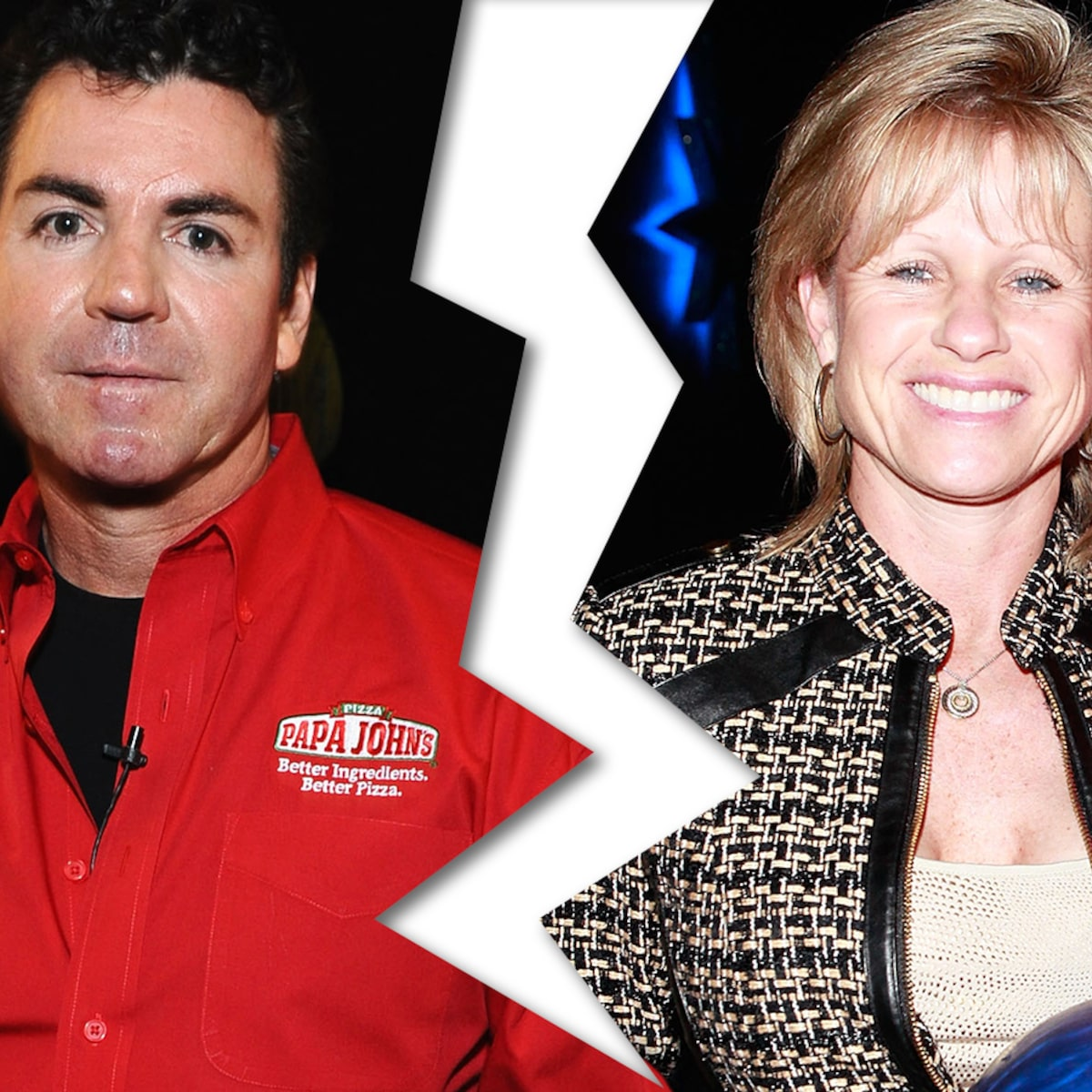 Schnatter and his ex wife