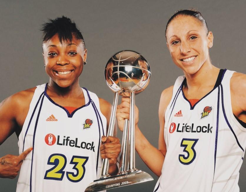 Cappie Pondexter WNBA