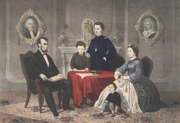 Abraham Lincoln family