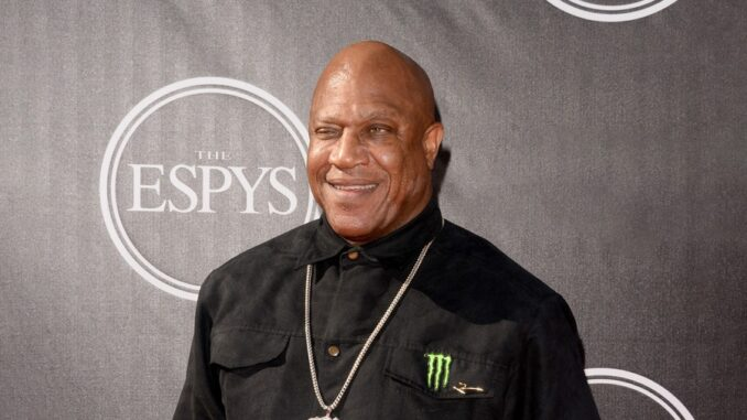 What happened to Tommy Lister's eye? What is he doing now?