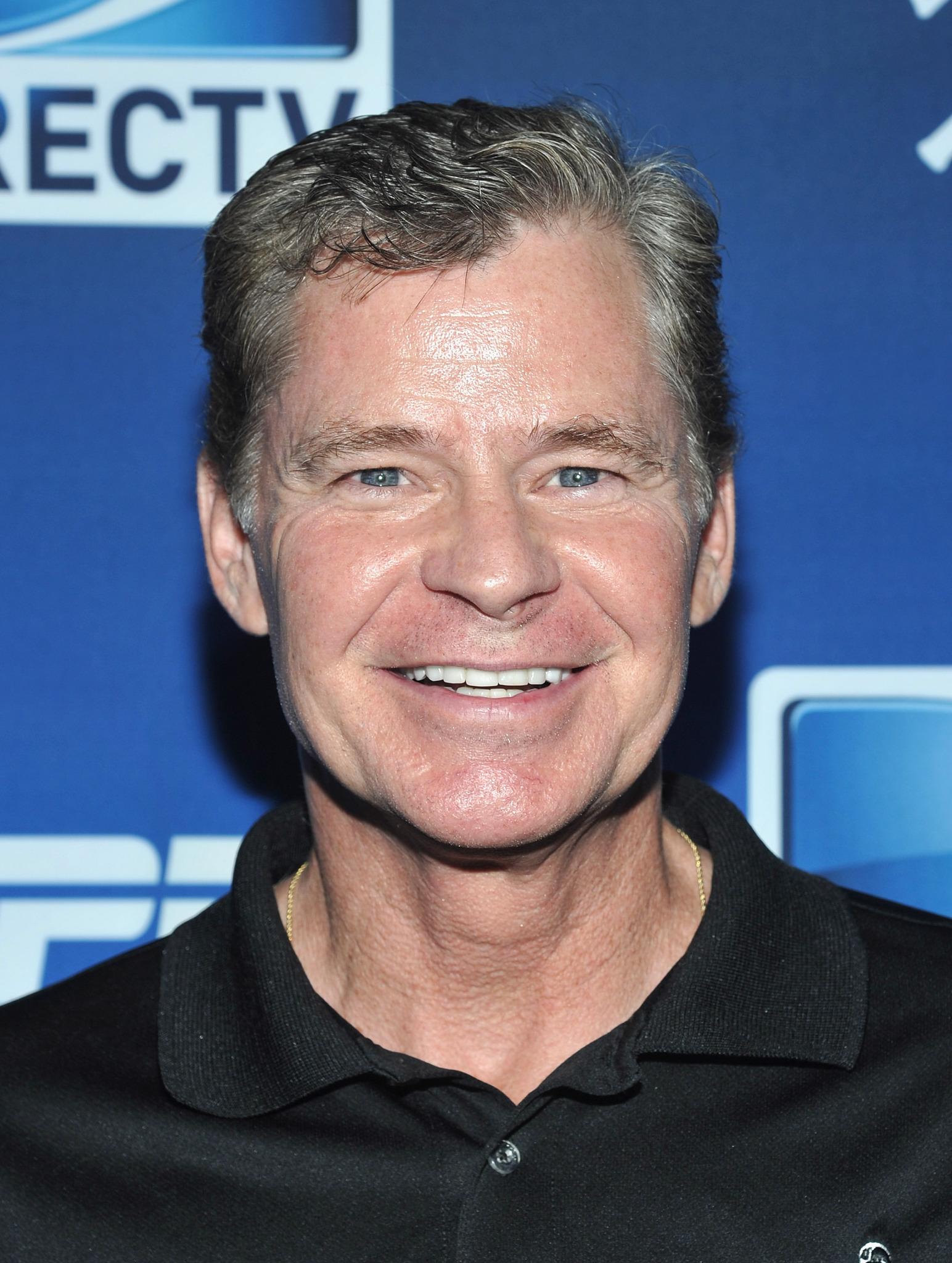 Susan's husband Dan Patrick