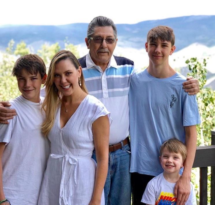 Kendra Scott family