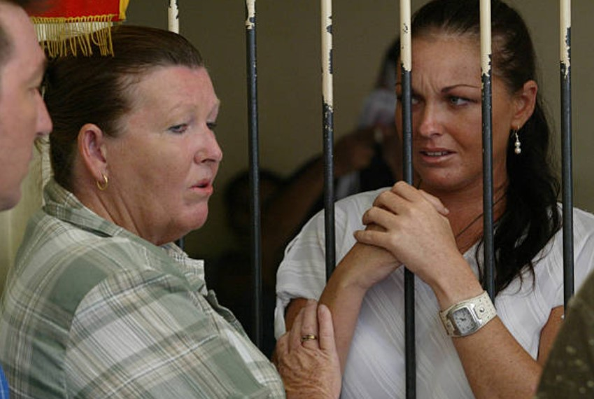 Schapelle Corby mother
