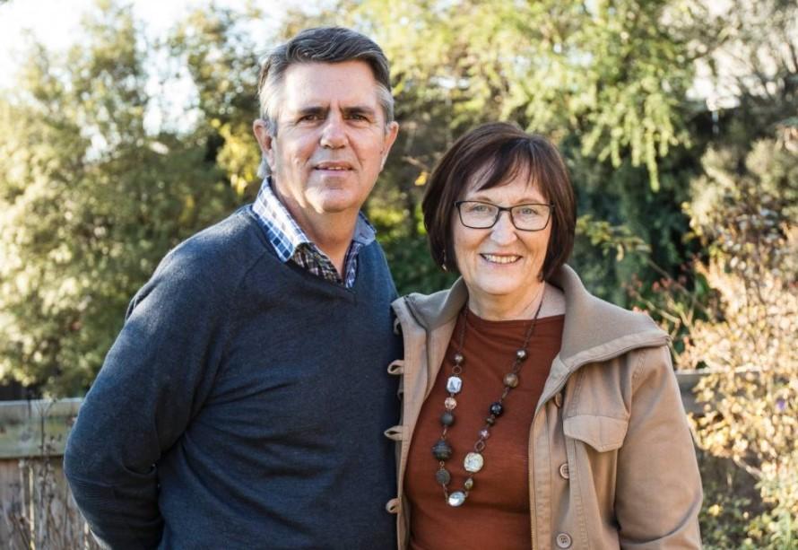 Jacinda Ardern parents
