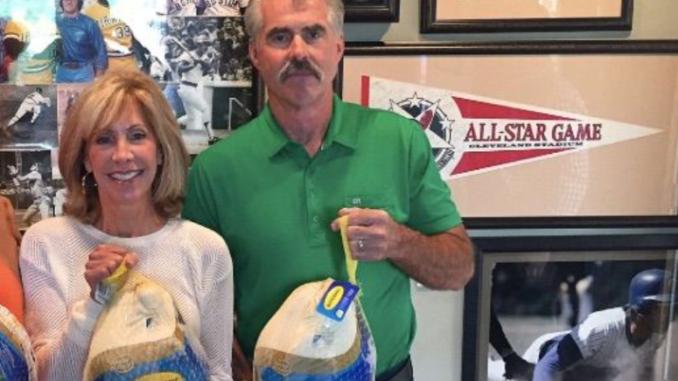 Bill and Jody Buckner