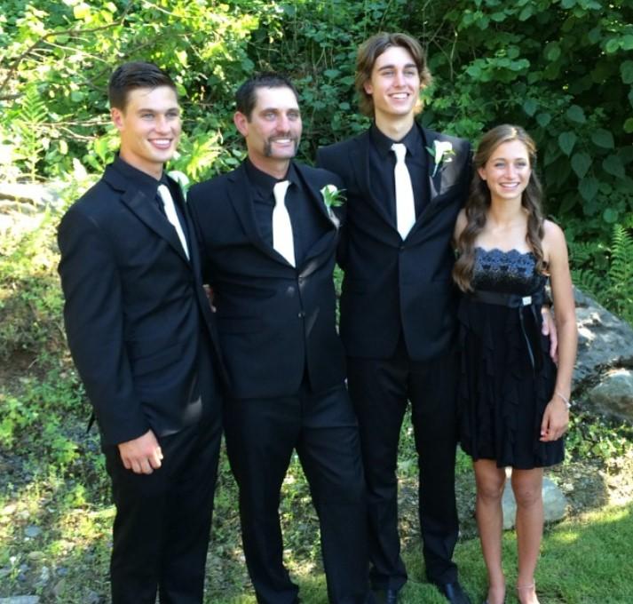 Jordyn Huitema family