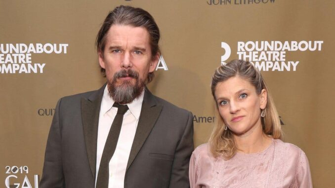 The Untold Truth Of Ethan Hawke's Wife