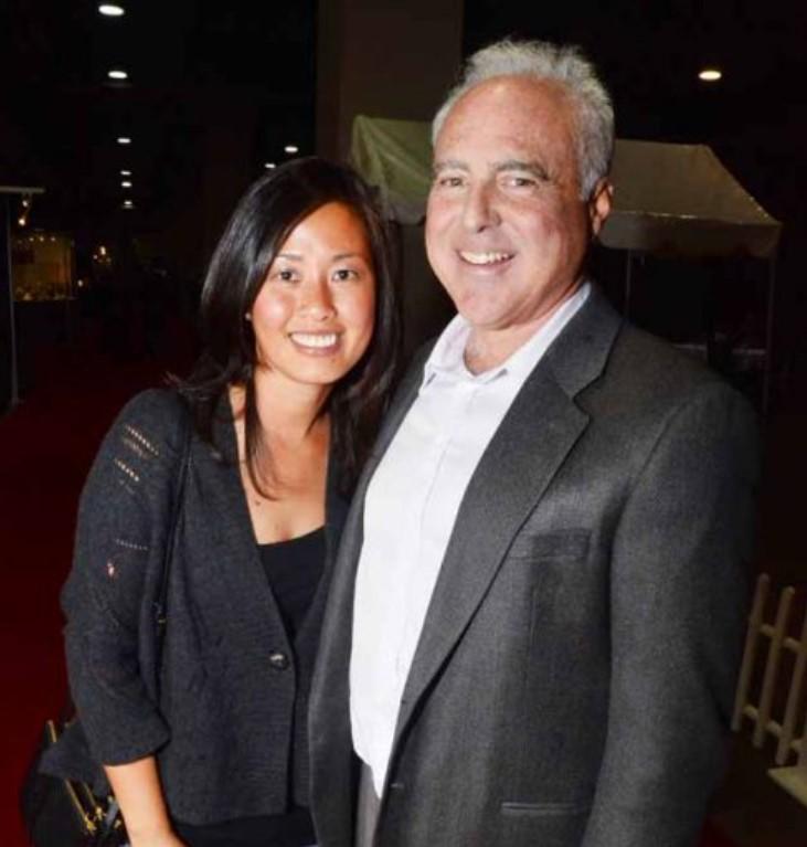 Tina Lai married