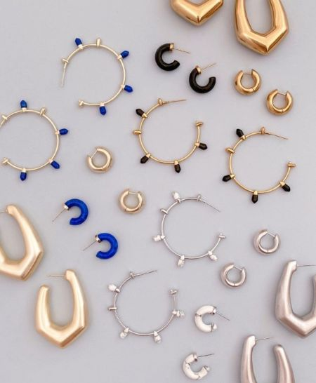 Several Types of Jewelry of Kendra Scott