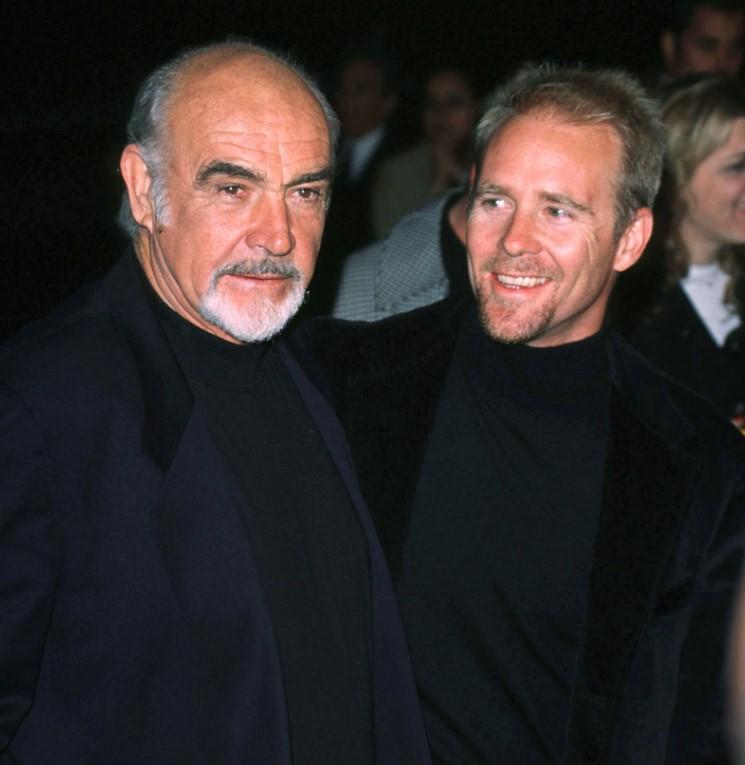 Sean Connery children