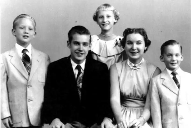 Donald Trump siblings