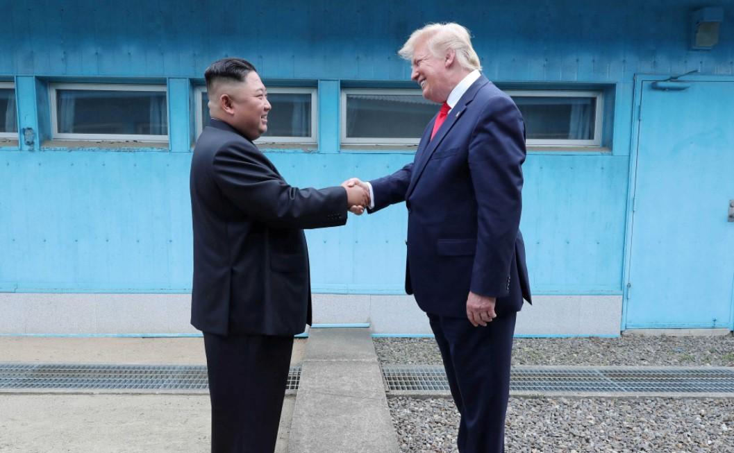 Donald Trump Kim Jong