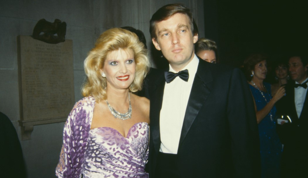 Donald Trump first wife