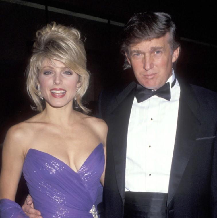 Donald Trump second wife