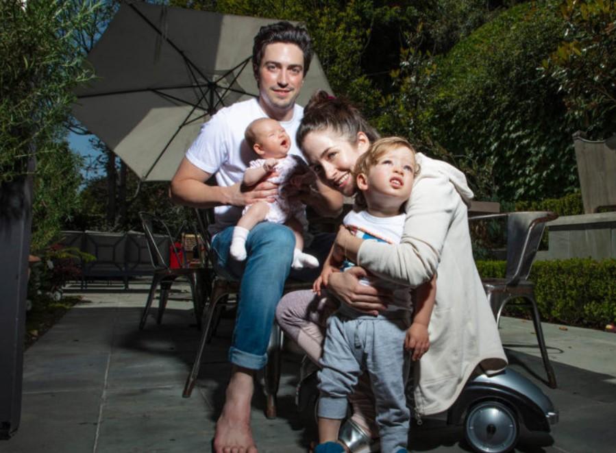 Ben Feldman family