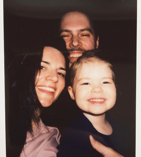 Marie Janvier family