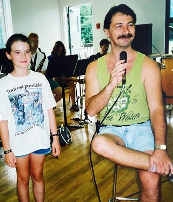 Marie Janvier parents