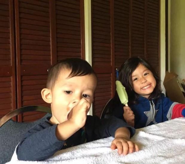 Ki'ilani Arruda siblings