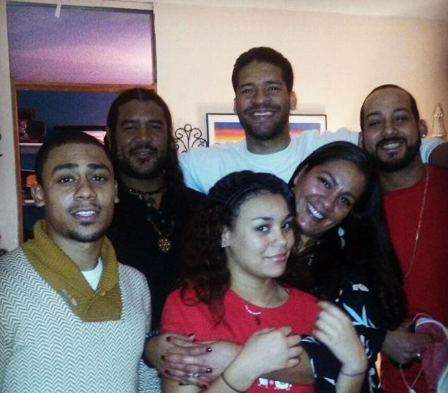 Bert Belasco's Family