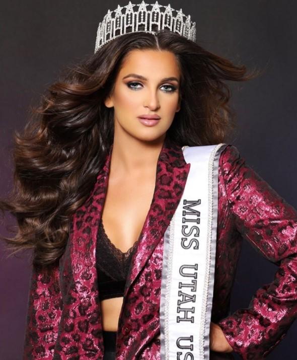 Rachel Slawson Miss USA