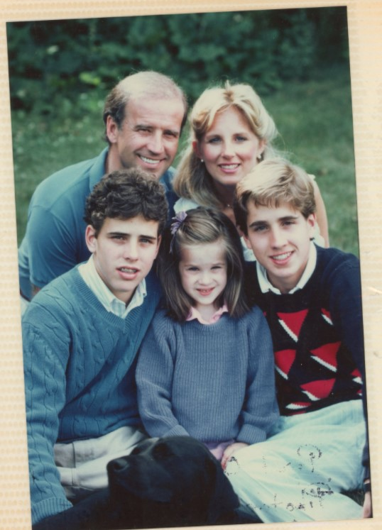 Jill Biden family