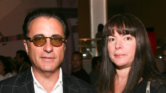 The Untold Truth Of Andy Garcia's Wife