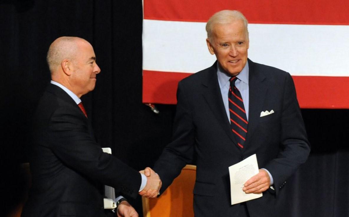 Alejandro Mayorkas Joe Biden